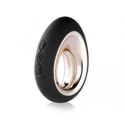 Lelo Alia Black Luxury Waterproof Massager